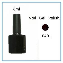 Soins des ongles Logo privé personnalisé 8 ml de gel en polonais