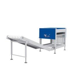 Industrielles Wäscherei-Geräten-automatisches Tuch/Blatt-faltende Maschine