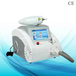 De medische Verwijdering van de Pigmentatie van de Machine van de Schoonheid borduurt de Verwijdering van de Tatoegering van de Laser van Nd YAG van de Verwijdering Q van de Wenkbrauw/de Laser van Nd YAG van het Vlekkenmiddel van de Tatoegering