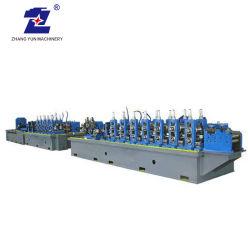 Zy-Hf45 Tuyau d'acier au carbone à haute fréquence faire de la ligne de production