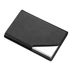 حامل بطاقة العمل من الجلد PU ذات الشعار المخصص عالي الجودة