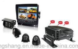 Voiture Ahd HDD Mobile Système Mdvr/DVR enregistreur vidéo numérique