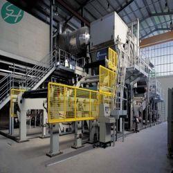 50 la tonne par jour en papier-tissu pour moulin à papier de la machine