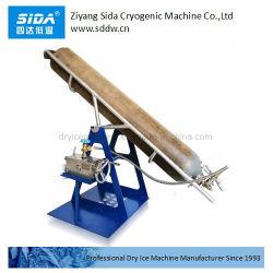 L'ASDI Kbs-01b Mini petit bloc de glace sèche flocon de neige Maker avec une capacité de la machine 15kg/h