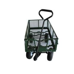 """庭の農業のためのツールのカートTc1840の極度の頑丈な500kgs 13 """" X5.00-6空気の車輪"""