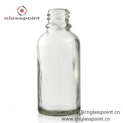 中国の供給1ozの精油の水晶のびん
