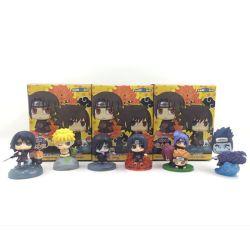 Nouveau Style de mode de gros Anime Cos Hot Naruto Toy Figure