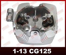 Cg125/150/200 de la culasse avec valve Guangzhou OEM de la qualité des pièces de moto