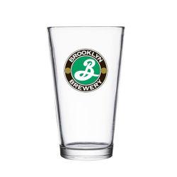 cristalleria fatta a macchina all'ingrosso di vetro personalizzata di vetro di marchio di vetro di birra della pinta 16oz