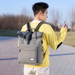 Het Laden USB Rugzak Hoogste Rolling Van de Bedrijfs rugzak Laptop Zak