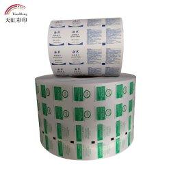 De Materiële Verpakking van Disfection voor de Aluminiumfolie Gelamineerde Zak van het Document