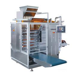 수직 과립 콩 커피 포장을 밀봉하는 4개의 측을 밀봉하는 측 다차선 자동적인 5개 그램 설탕 향낭 지팡이 패킹 Machine/3
