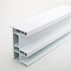 Опускное стекло 80.88 серии белый цвет окна и двери UPVC профиль