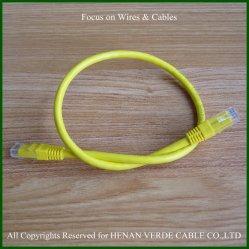 UTP Cat5e CAT6 Datennetz-Kabel-Steckschnür