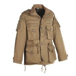 Soem-wasserdichtes windundurchlässiges Breathable Militär tarnt Parka-Umhüllungen-Uniform