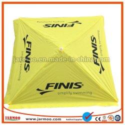 L'impression personnalisée de Parasol Parasol Parasol Publicité de plein air