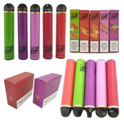 1500 borlas para 5ml de líquido E Pod Vape descartáveis Pen Cigarro Eletrônico Vaper Puff Vapores Xtra vaporizador para o comércio por grosso