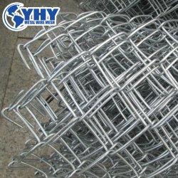 Forma de rombo eslabón de la cadena de acero inoxidable malla de alambre para enyesar