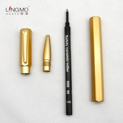 Высокое качество Lingmo роскошь металлические геля с пера Логотип ролик пера