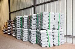 Ingot/non-ferro metaal ingot/zink ingot met een hoge zuiverheid van zink-legering met 99.99%