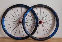 Bicicletta Wheelset della strada del carbonio