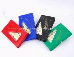 Jeu de conseil Six Double jeu de domino en PVC