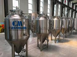 Cassman 300L пивоваренное оборудование небольшие домашние приготовления конические Fermenter