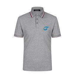 Популярные дизайн мужчин индивидуального логотипа рубашки поло