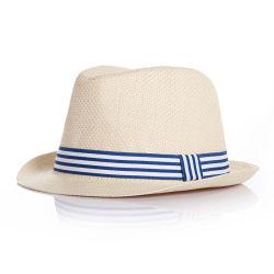 الأطفال ورقة جرافة الصيف أزياء مريحة شبكة قابلة للتعديل الجمليّة الأطفال قبعة القش