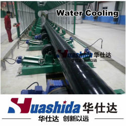 Drei Schicht-Stahlrohr PET rostfeste überzogene Produktions-Maschinerie
