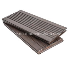 フリーズの抵抗力がある外側によって薄板にされる床の壁のタイルのEcoの森林タケのフロアーリングを耐火性にしなさい