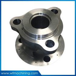 fait sur mesure des fraiseuses métaux acier/aluminium/pièces d'usinage CNC en laiton