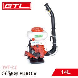 14L 농업 힘 스프레이어 배낭 가솔린 안개 먼지떨이 (3wf-2.6)