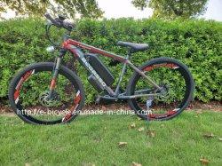 Bicicletta elettrica della METÀ DI di azionamento montagna del motore nuova con aiuto del pedale
