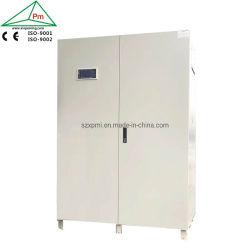Pour la Thaïlande la ligne de production en usine de l'air de l'utilisation du compresseur de la SCR Contactless Digital Automatic stabilisateur de tension 800kVA 220V