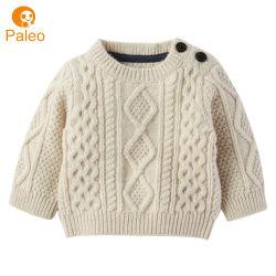 На заводе изготовителя детей трикотажные специальный кабель малыша детей пуловер