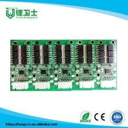 La protection de la batterie au lithium 4s 14,8 V 15Un PCM BMS pour Rue lumière solaire