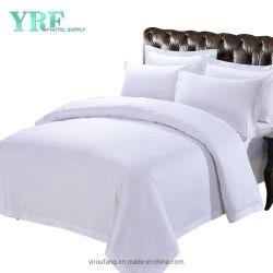 Haute qualité de coton satinette pleine vie confortable hôtel de luxe des draps de lit pour Resort