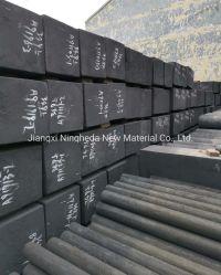 Bloco de grafite de grafite permutador de calor do fabricante qualificada