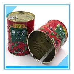 3-х Metal-Easy Open-Can для упаковки продуктов питания