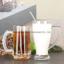 Transparent avec poignée de la bière Teacup mug