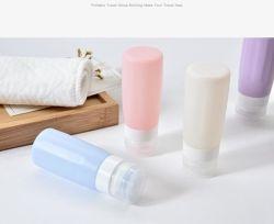 Home criativo dom cosméticos garrafa vazia Travel Recolha de Pimenta Quente Molding Sílica gel garrafa de embalagens (ESG11729)