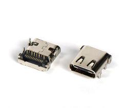 Bajo costo C Conector hembra tipo DIP SMD +