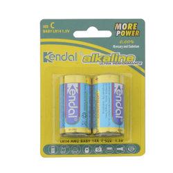 Größen-Batterie der trockenen Zellen-Lr14 alkalische C der Batterie-
