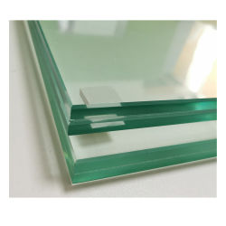 Производитель газа 6 мм + 0,76 PVB+ 6мм ясно Ламинированное стекло