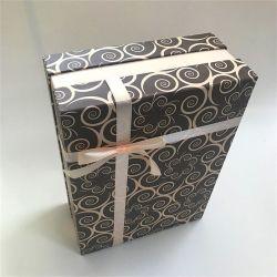 Il fornitore di certificazione della foresta del Fsc produce il contenitore impaccante di cartone del contenitore di regalo