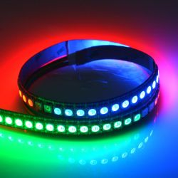 Schnellstes Streifen-Licht des Digital-adressierbares RGB 5050LED flexibles LED Chip-HD107s