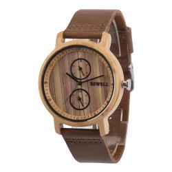 Vintage Stijl Hout Pols Horloge Hout Horloge Band Gift Decor Voor De Mens