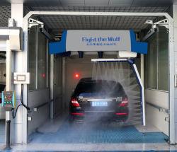 Haute pression de la mousse sans balai automatique du système de la machine de lavage de voiture, 24 heures de fonctionnement sans surveillance system