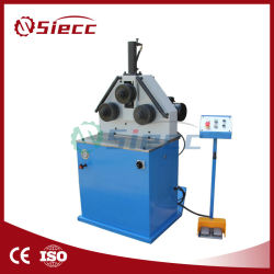 Tuyau de section de profil tube hydraulique Bender Canal H rouler la machine